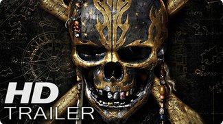 Pirates Of The Caribbean 5: Salazar's Revenge - Trailer-Check