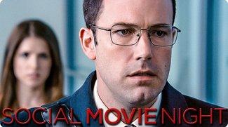 THE ACCOUNTANT Social Movie Night - 550 Tickets mit DoktorFroid