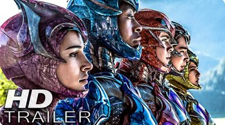 Power Rangers - Trailer-Check