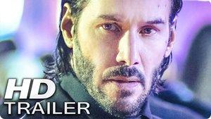 JOHN WICK 2 Trailer German Deutsch (2017)