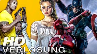 CENTRAL INTELLIGENCE Screening &amp&#x3B; CAPTAIN AMERICA 3 &amp&#x3B; CONJURING 2 - Verlosung