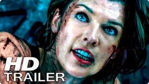 RESIDENT EVIL 6 Trailer 2 German Deutsch (2017)