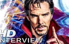 BENEDICT CUMBERBATCH Interview...