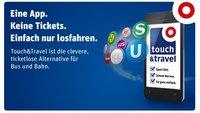 Bahn stellt Touch&Travel ein –und verweist auf Verkehrsverbund-Apps