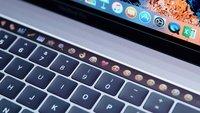 MacBook Pro 2016: Das sind die neuen Modelle mit Touch Bar