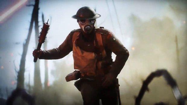 Battlefield 1: Teaser-Trailer zu den fünf Kriegsgeschichten geleakt