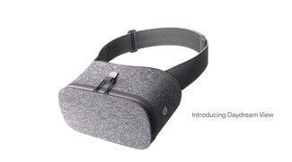 Google Daydream View: VR-Headset ab 10. November erhältlich