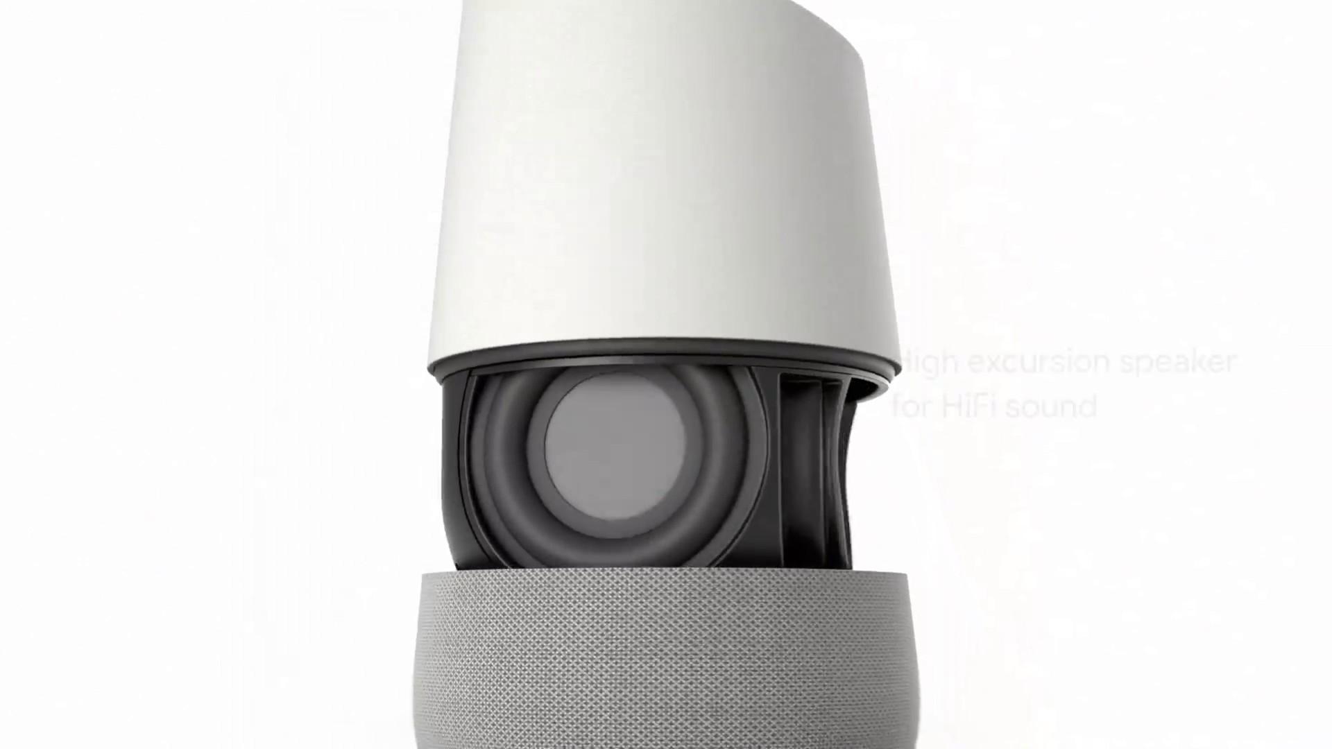 google home release technische daten bilder und preis. Black Bedroom Furniture Sets. Home Design Ideas