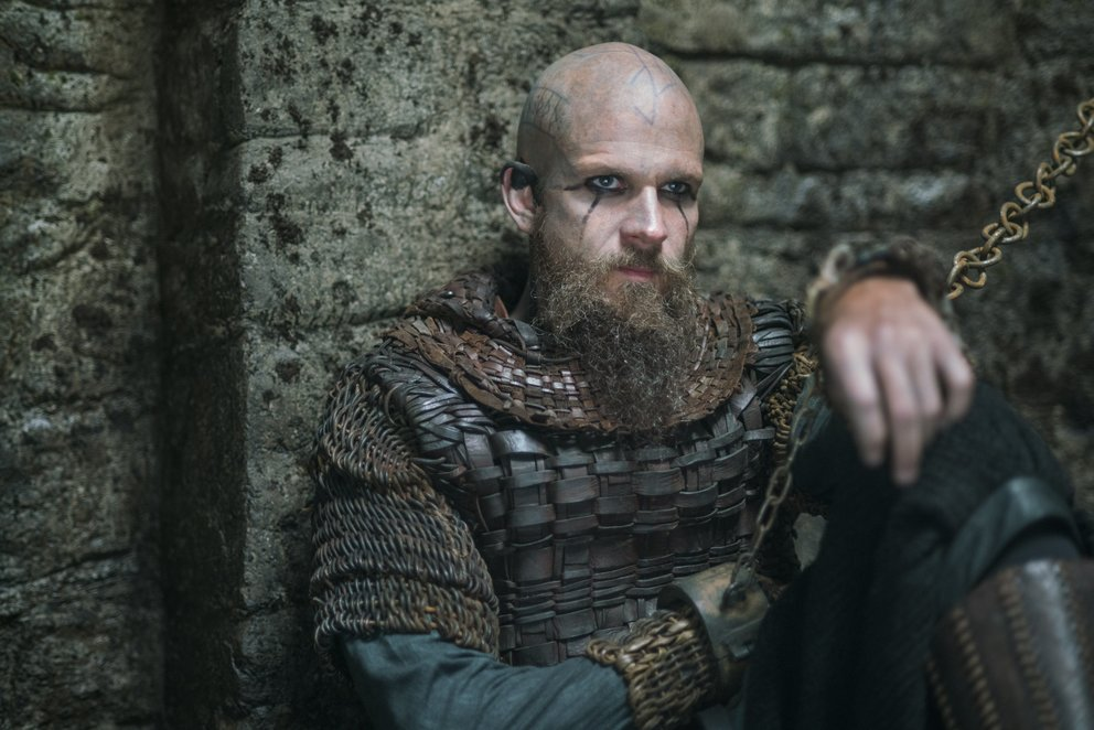 vikings floki in ketten