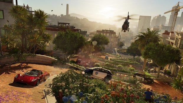 Watch Dogs 2: Der neueste Trailer zeigt Dir San Francisco