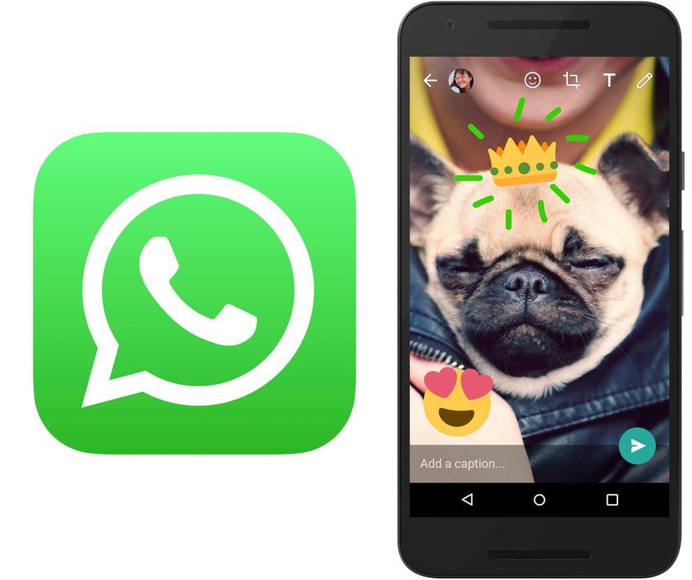 whatsapp f r iphone jetzt auch mit kamera funktionen giga. Black Bedroom Furniture Sets. Home Design Ideas
