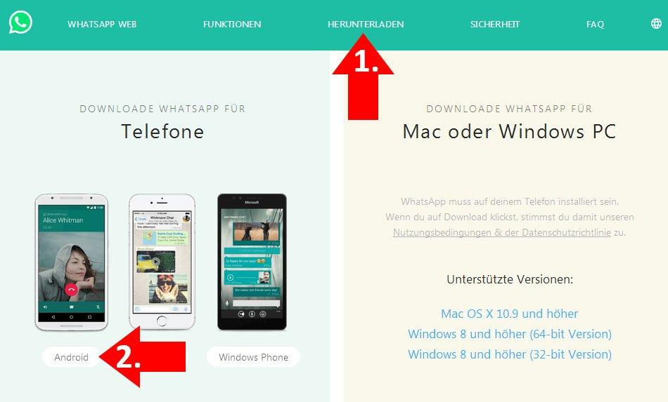 whatsapp auf ipad ohne smartphone
