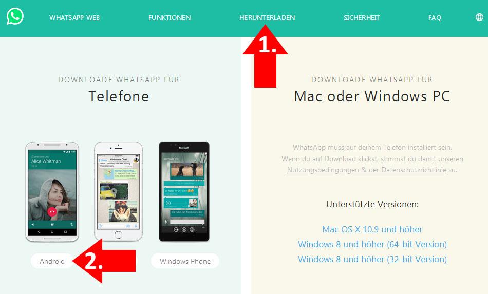 Whatsapp Auf Dem Tablet Nutzen So Gehts Giga