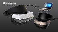 Für Windows 10: Günstige VR-Brillen von Asus, HP, Dell und Co. angekündigt