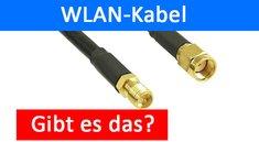 WLAN-Kabel – gibt es das wirklich?