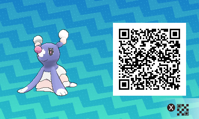 how to use qr codes 3ds pokemon