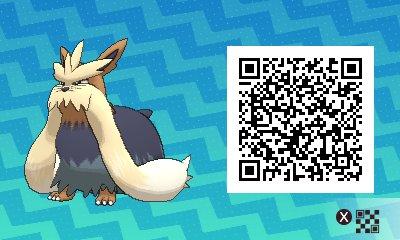 Pok 233 mon sonne und mond qr codes f 252 r alle pokemon bild 293