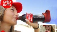 Coca-Cola hat die Selfie-Flasche erfunden