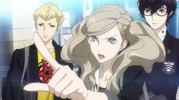 Persona 5: Spiel wird verschoben, beinhaltet dann aber die japanische Tonspur