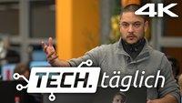 Netflix endlich offline! Cyanogen vor dem Aus! 4K-OLED-TV 700 Euro billiger! – TECH.täglich