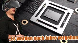 """VR-Spiele laut Xbox-Chef """"bislang nur Demos"""", für die Scorpio dennoch möglich"""