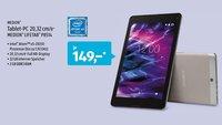 ALDI-Tablet: 8-Zoller Medion Lifetab P8514 für 149 Euro ab morgen erhältlich