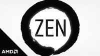 AMD Zen: Releasetermin, Preis, technische Details & weitere Spezifikationen