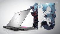 Alienware 13 R3: VR-Gaming-Notebook mit GTX 1060, OLED-Display und größerem Akku vorgestellt [Update]