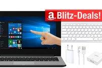 Amazon Blitzangebote: Apple-Zubehör, MEDION AKOYA E2211T 11,6 Zoll Notebook u.v.m. stark reduziert