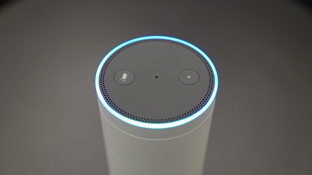 Amazon Echo Lichtring