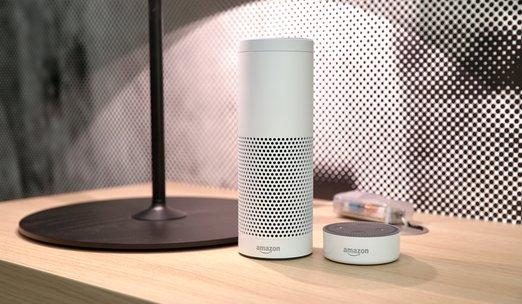 Amazon Echo und Echo Dot im Test: Mit Alexa auf Du und Du