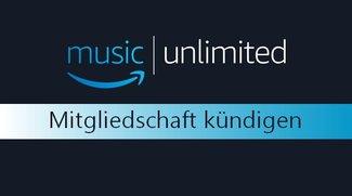 Amazon Music Unlimited kündigen - So beendet ihr euer Abo