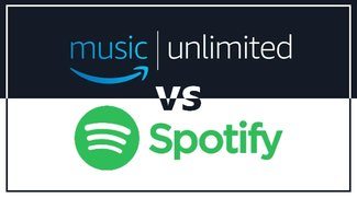 Amazon Music Unlimited vs. Spotify: Vergleich der Streaming-Services