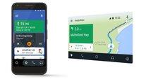 Android Auto 2.0: Ab sofort per Smartphone in jedem Fahrzeug nutzbar [APK-Download]