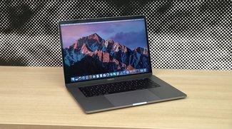 MacBook Pro 2017: Bis zu 20 Prozent schneller als das Vorjahresmodell