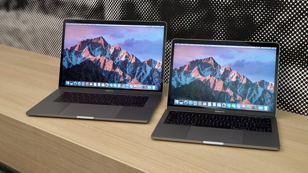 Neues MacBook Pro verrät sich durch Benchmark-Test