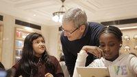 """Apple Store: Kostenlose """"Hour of Code""""-Workshops vom 5. bis 11. Dezember"""