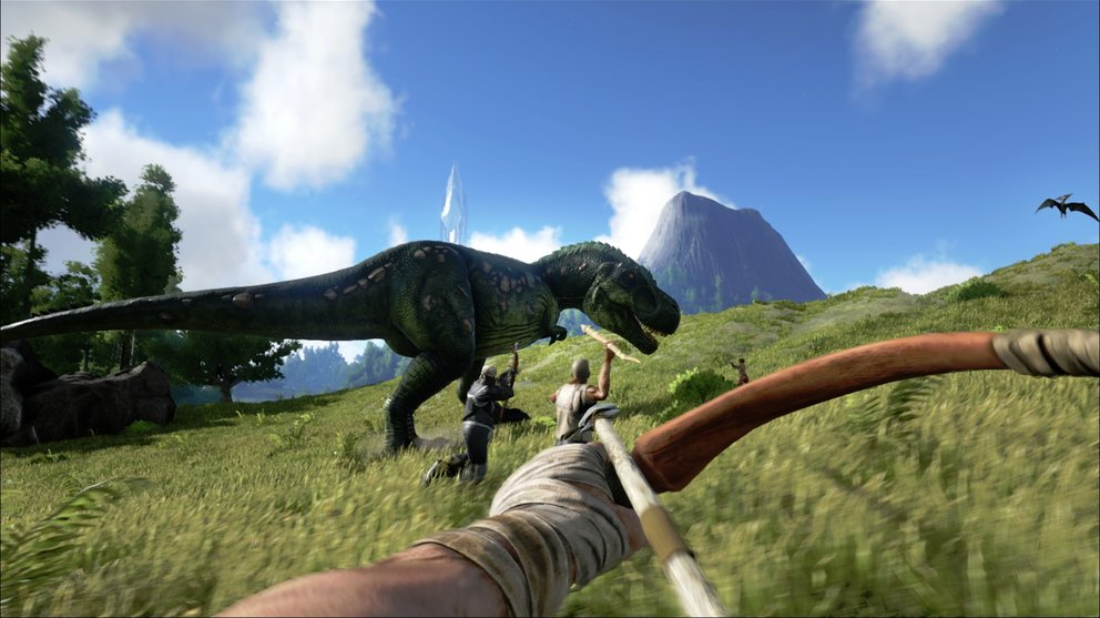 Ark-Survival-Evolved-PlayStation-4-HD