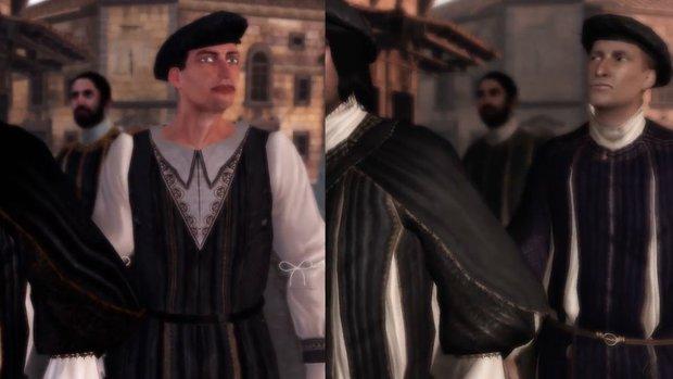 Assassin's Creed 2 Remastered: Selbst das grafische Upgrade bietet ein Downgrade