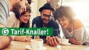 Tarif-Knaller! Allnet- & SMS-Flat, 2 GB LTE + EU-Roaming für 9,95 Euro pro Monat – ohne Datenautomatik *nur heute noch*
