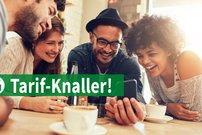 Tarif-Knaller! Allnet- & SMS-Flat, 2 GB LTE + EU-Roaming für 9,95 Euro pro Monat – ohne Datenautomatik