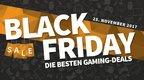 Cyber-Monday und Black Friday: Das sind die besten Gaming-Deals (Update #1)