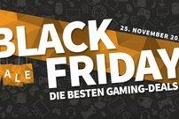 Cyber-Monday und Black Friday: Das sind die besten Gaming-Deals (Update #4)