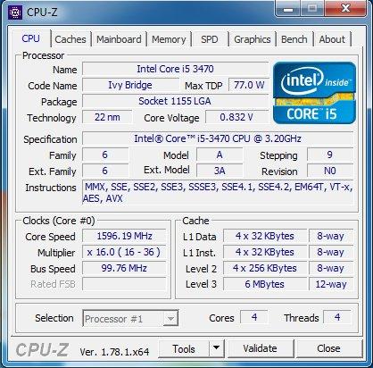 CPU-Z-Portable
