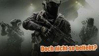 Call of Duty Infinite Warfare: Verkäufe in Großbritannien um 50 Prozent Schlechter als beim Vorgänger