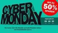 Cyber Monday bei Teufel: Lautsprecher, Heimkinosysteme und Kopfhörer stark reduziert