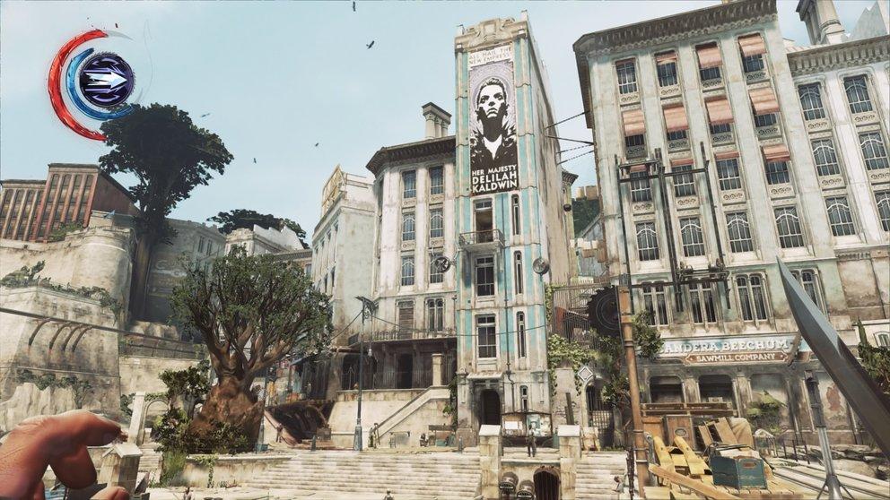 Die Welt von Dishonored 2 erinnert diesmal mehr an Südeuropa.