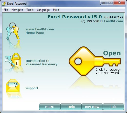 Excel-Password