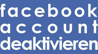 Facebook Account deaktivieren: Tschüss soziales Netzwerk