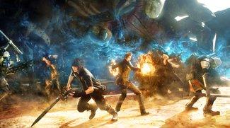 Final Fantasy XV: Fetter Day-One-Patch ergänzt Features und Inhalte